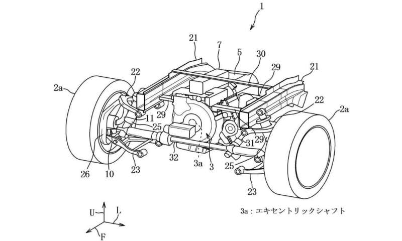 Mazda files patent for hybrid rotary engine
