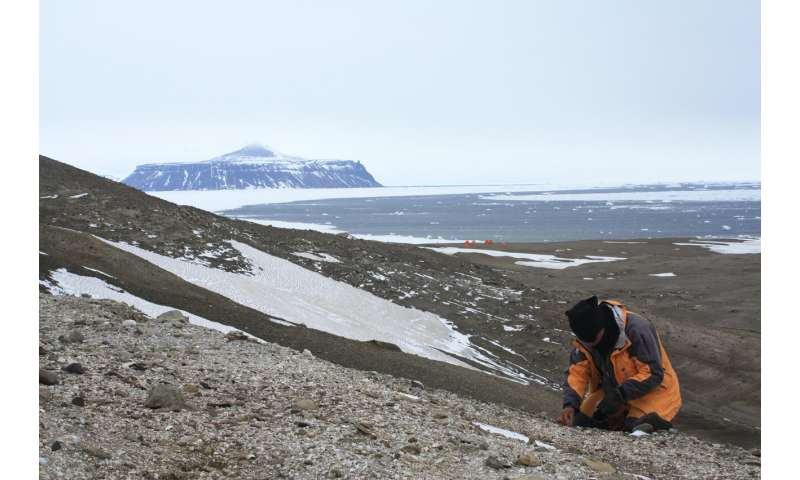 Fossil frogs offer insights into ancient Antarctica