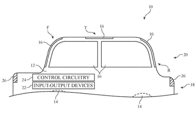 Apple steering towards smart automobile windows