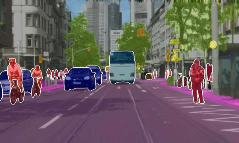 New deep learning research breaks records in image recognition ability of self-driving cars