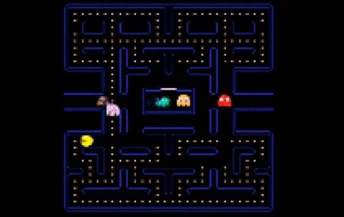 Pac-Man reinvented by Nvidia AI on its 40th birthday