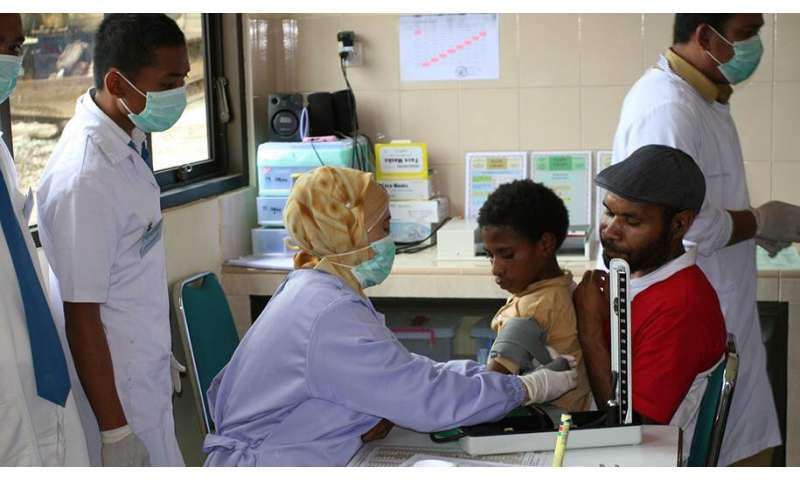 Indonesians prefer costly private clinics for TB care