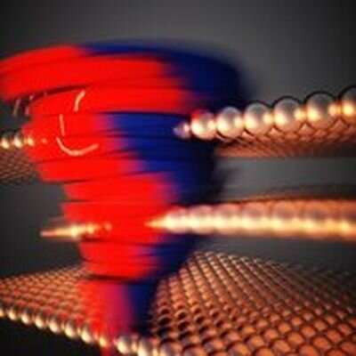 Team shows how to store data using 2-D materials instead of silicon chips