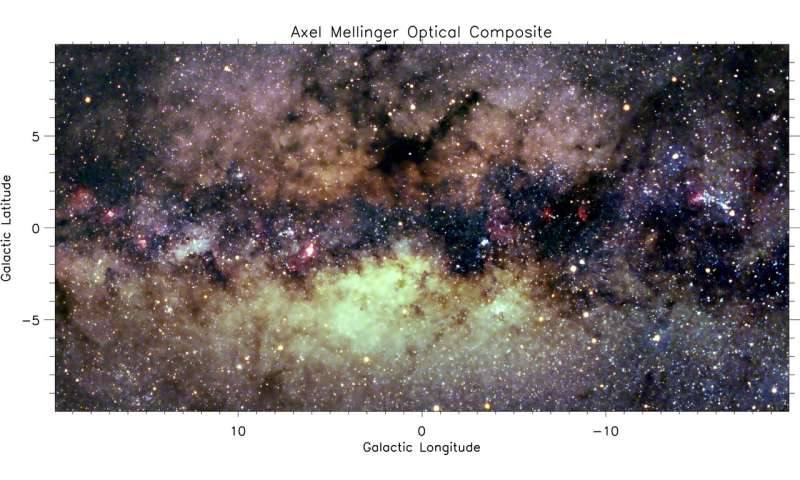 Scientific 'red flag' reveals new clues about our galaxy, Embry-Riddle researcher says