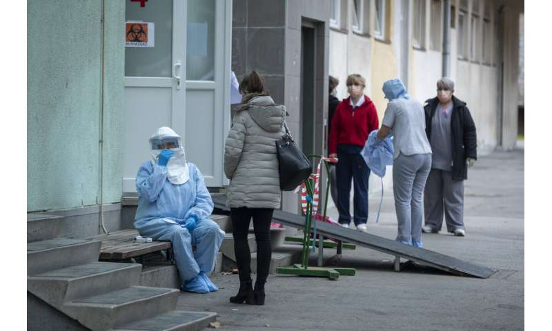 5 European nations report virus cases with Italy link