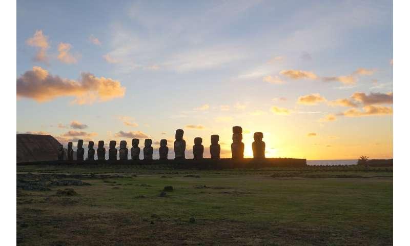 مطالعات ژنتیک از ارتباط بین پلینزی های باستان و بومیان آمریکایی پرده برداشت كلمبیا