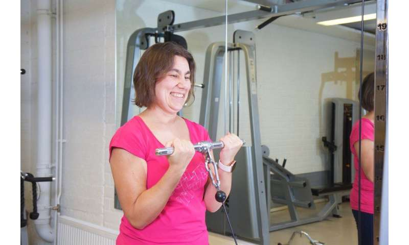 Women with higher neuroticism are less physically active