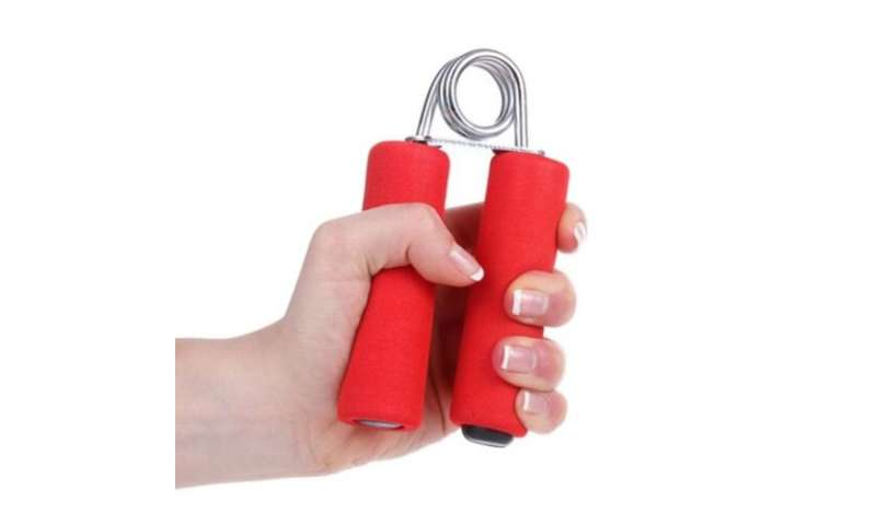 Handgrip strength shown to identify people at high risk of type 2 diabetes