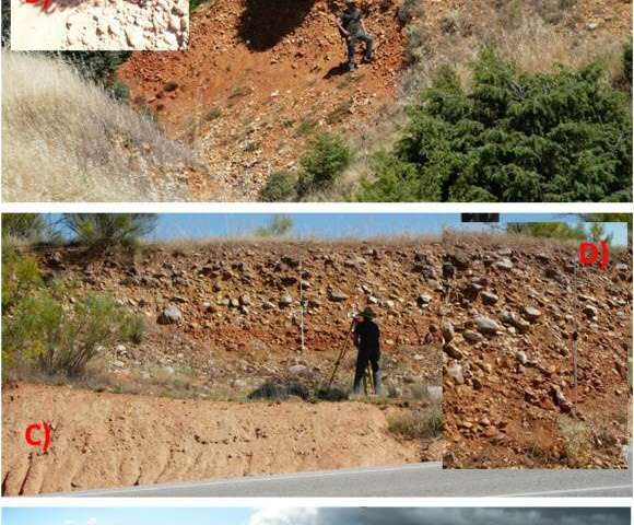 Scientists investigate the origin of the Quaternary valleys in the iberian peninsula