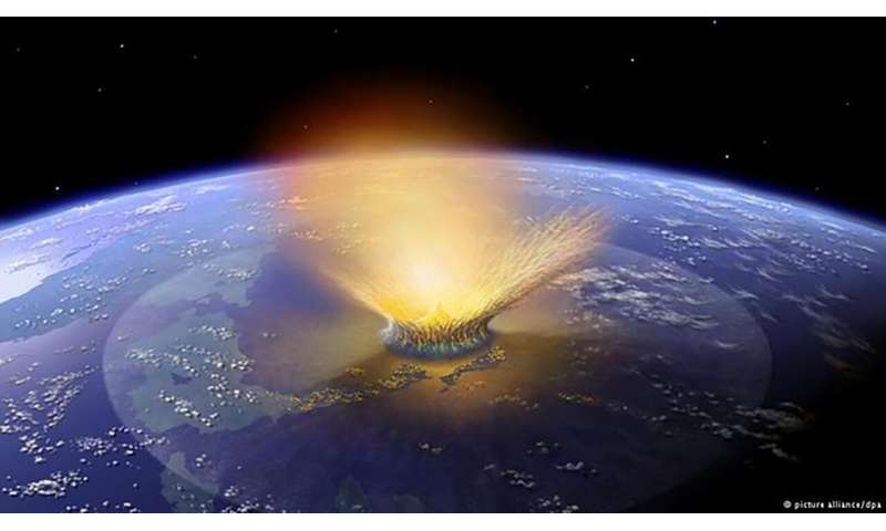 New evidence suggests it was matter ejected from the Chicxulub crater that led to impact winter