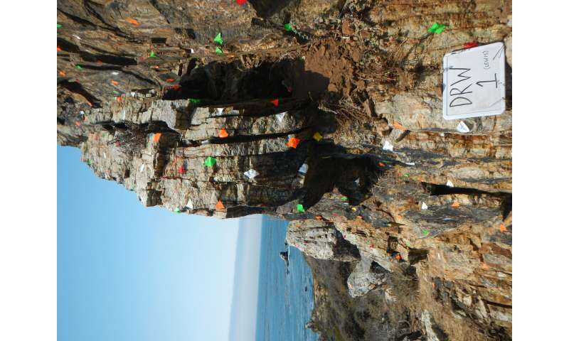 Earthquake forecasting clues unearthed in strange precariously balanced rocks
