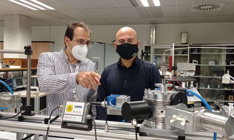 Researchers discover a new way to produce hydrogen using microwaves