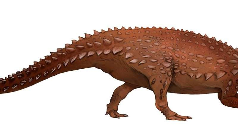 Ireland's only dinosaurs discovered in Antrim