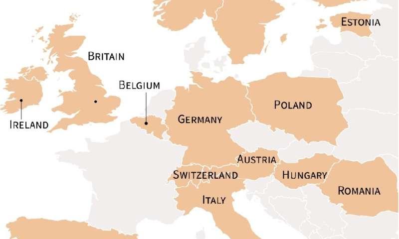5G di Eropa