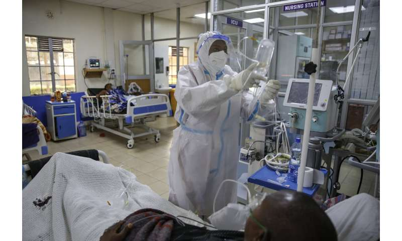 African continent hits 2 million confirmed coronavirus cases