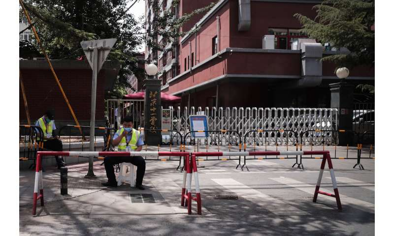 Beijing outbreak shows need to be ready as economies reopen