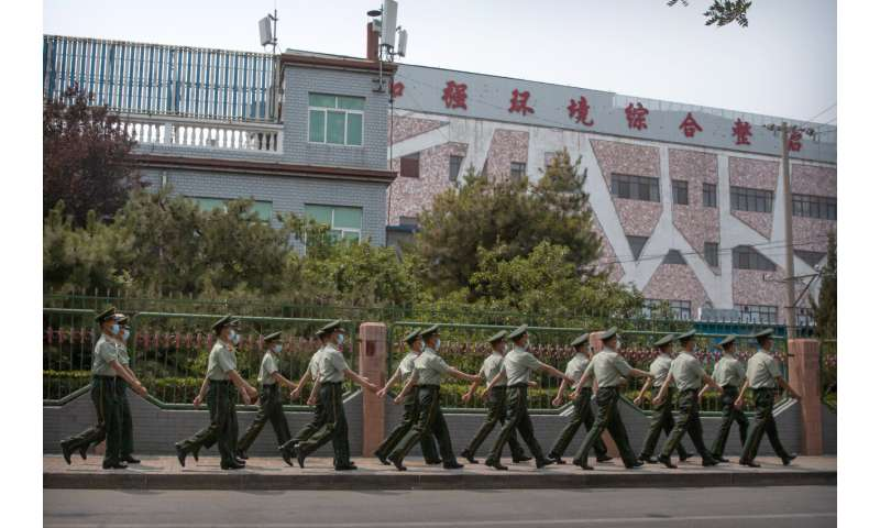 China reports 57 new cases, highest daily number in 2 months