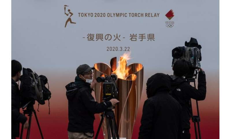 International Olympic Committee president Thomas Bach said postponing the 2020 Games was an option but that cancellation was &qu