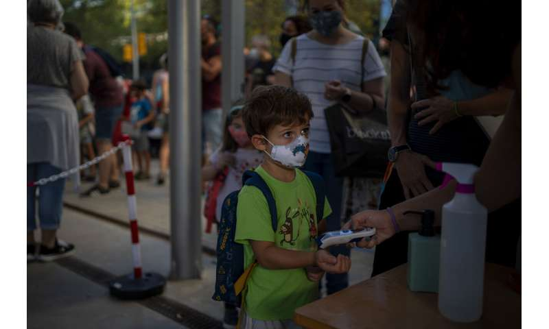 Madrid, Europe's pandemic hotspot, mulls targeted lockdowns