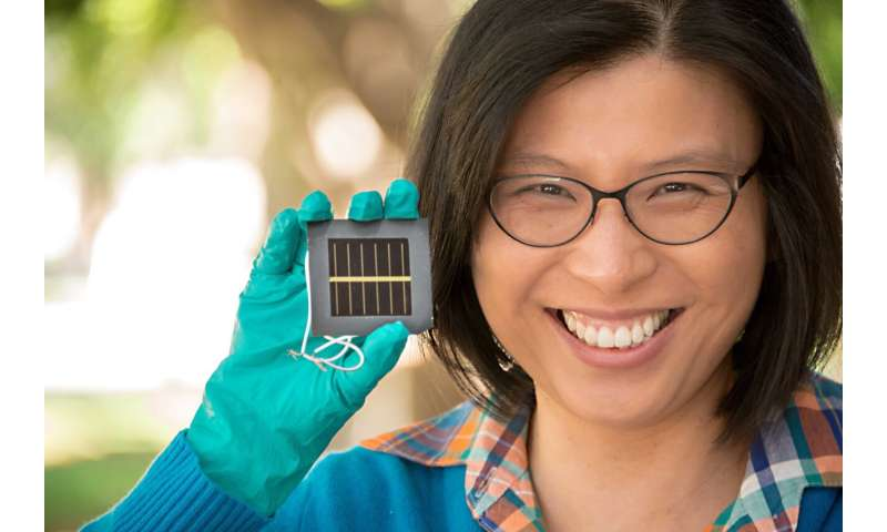 Next-generation solar cells pass strict international tests