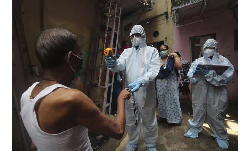 Pandemic becomes a patchwork of small successes and setbacks