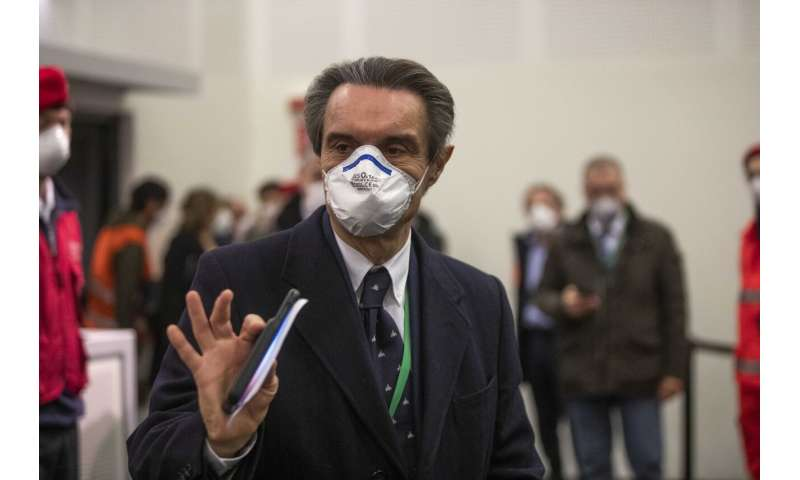 Perfect storm: Lombardy's virus disaster is lesson for world