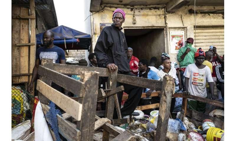 South Africa's cases leap again as 3-week lockdown looms