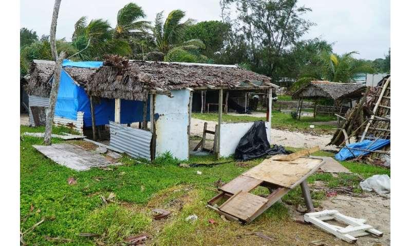 Tropical Cyclone Harold caused widespread damage in Vanuatu