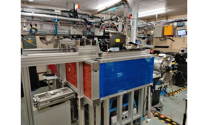 Artificial intelligence improves control of powerful plasma accelerators