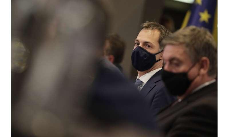 Divided Belgium turns into Europe's worst virus hot spot