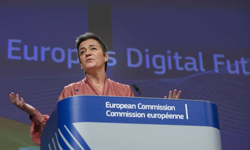 EU proposes rules for artificial intelligence to limit risks