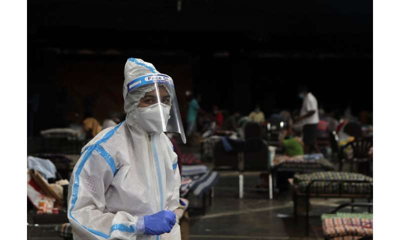 Europe fears complacency; virus hits 'full speed' in Africa