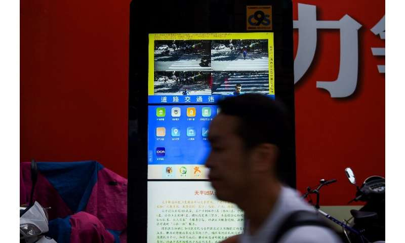 Facial recognition is used by law enforcement around the world, including in China, where activists say it may help authorities