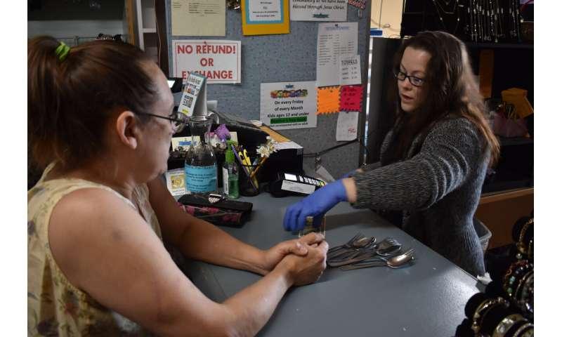 Fears of virus seem far away as stores reopen in rural US