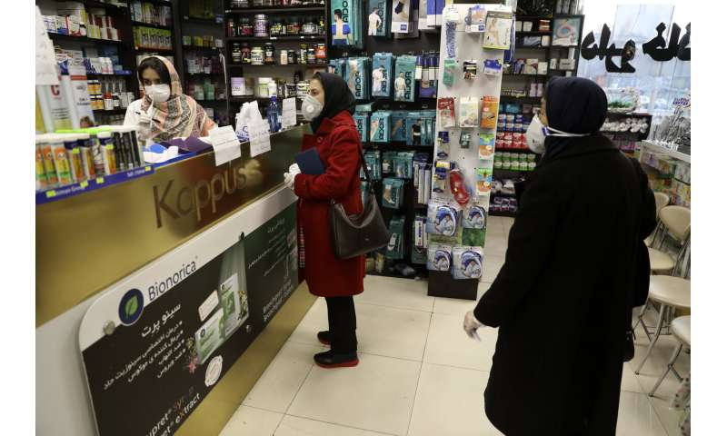 Iran says 'tens of thousands' may get tested for coronavirus