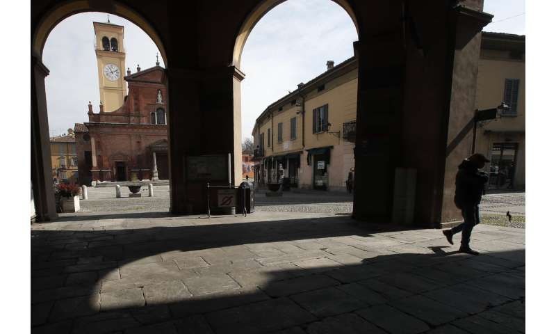 Italy's coronavirus ground zero sets virtuous example