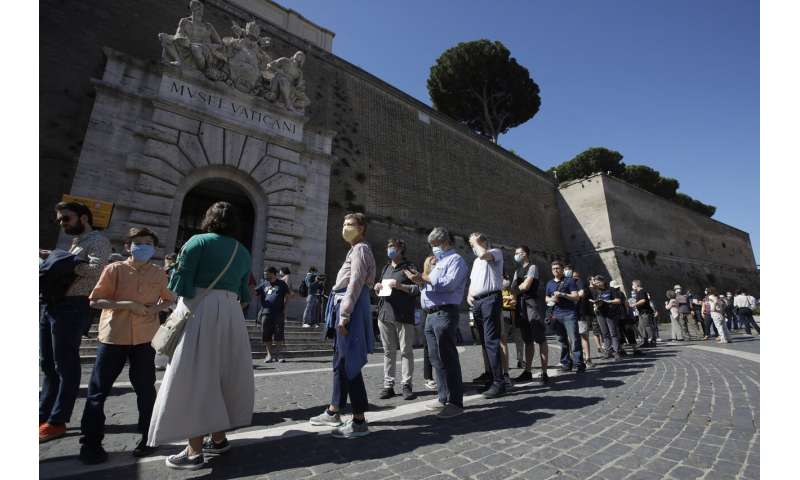 Lockdowns ease across Europe, Asia with new tourism rules