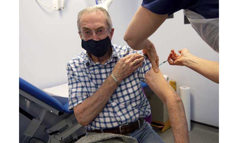 London faces tightest restrictions; sees new virus variant