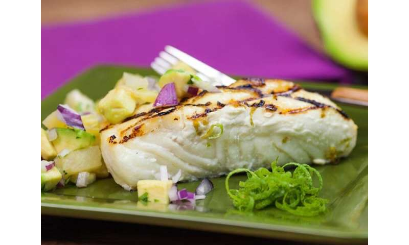 When it comes to healthy protein, fish is the dish