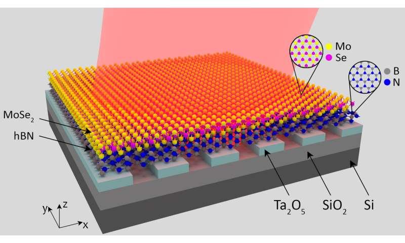 Researchers Demonstrate a Platform for Future Optical Transistors