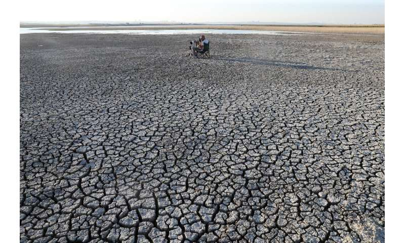 Climate change is often felt through too much or too little water, the report said
