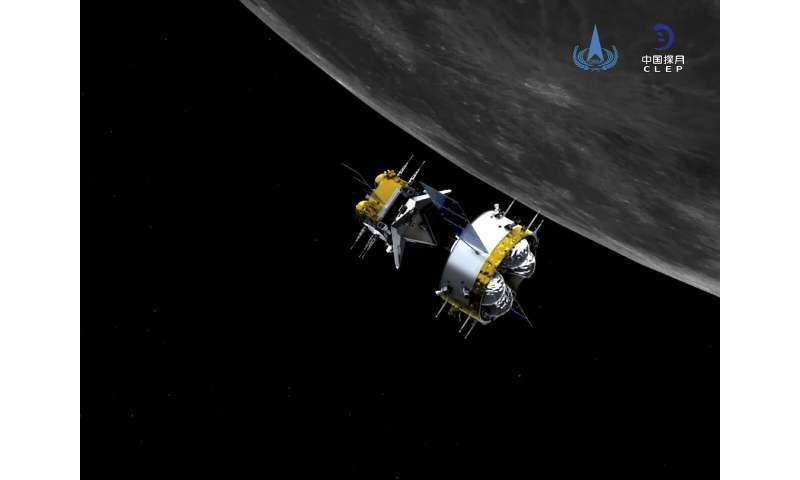 La Cina si prepara a restituire la sonda lunare con campioni lunari