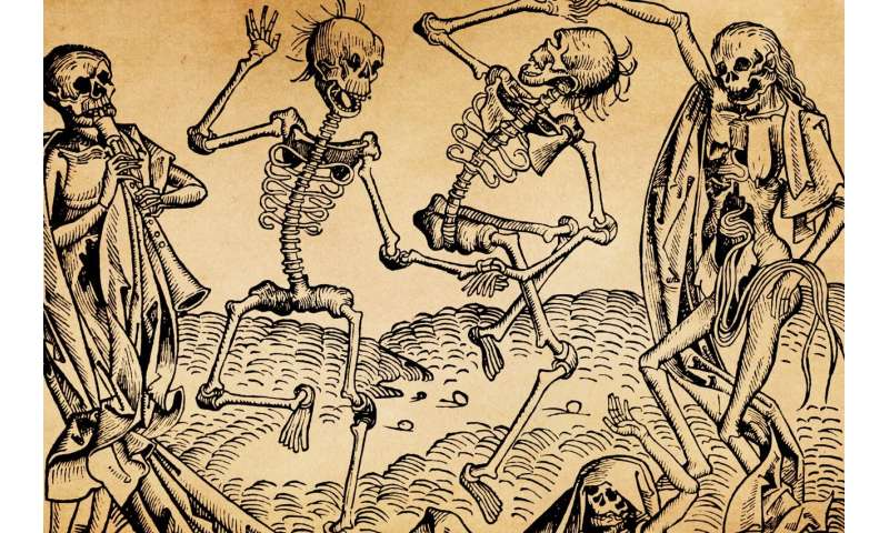 New research reveals political changes wrought by the 'Black Death'