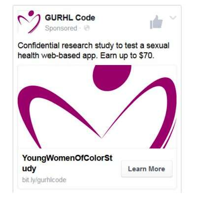 Researchers explore how best to recruit young women of color for sexual health studies
