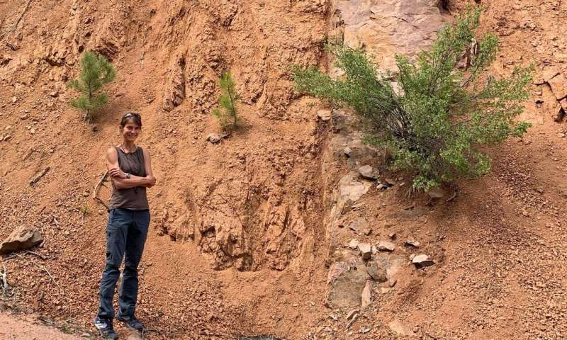Researchers dig into case of geologic amnesia