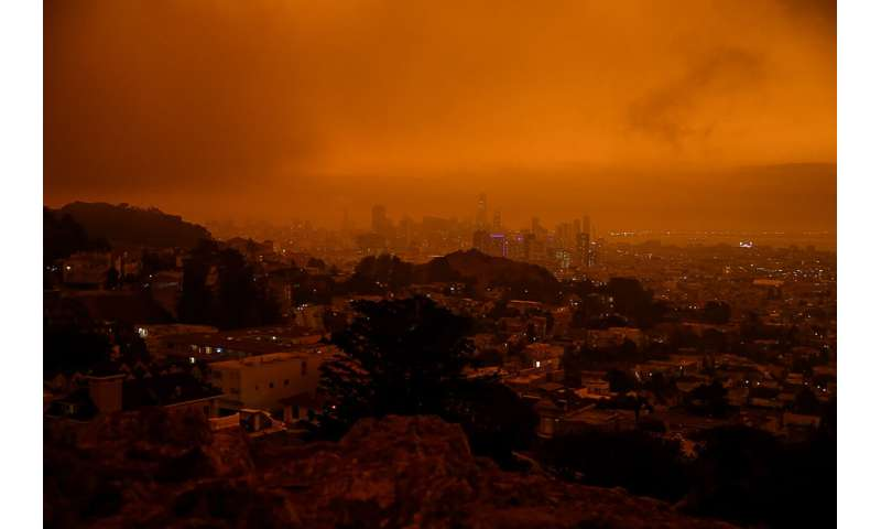 Researchers find California wildfires shrink partisan differences about climate change strategies