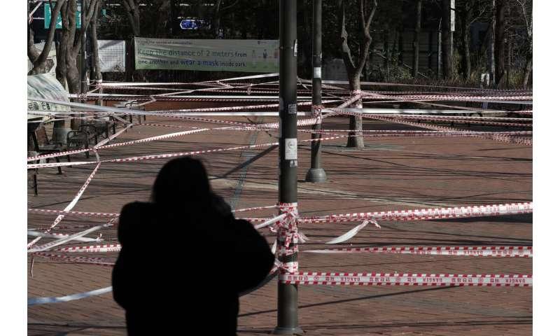 After early success, S. Korea sleepwalks into virus crisis