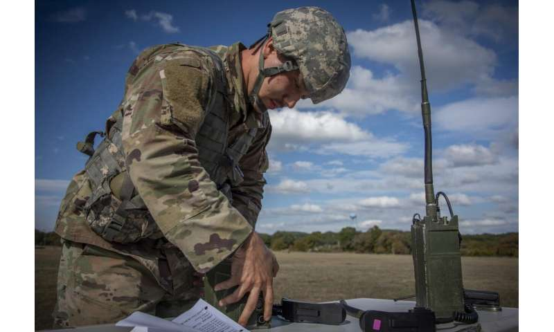 Army researchers earn patent for secure communications invention