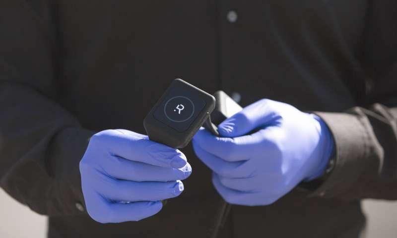 Belgian port to test virus bracelets amid tech tracing fears