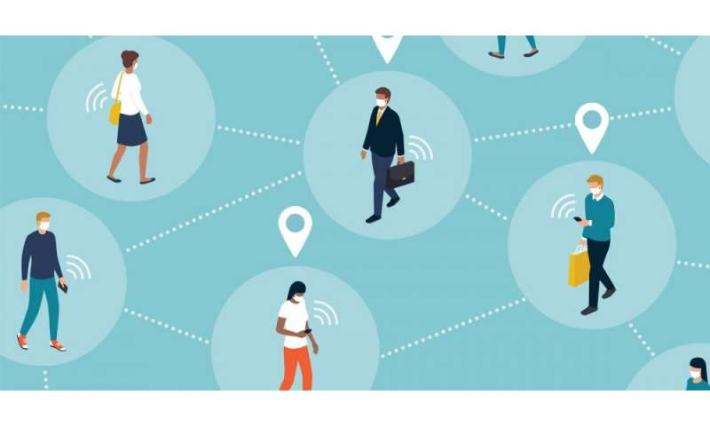 Coronavirus tracking app that puts privacy first
